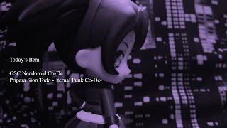 Sion Todo  - (Pripara) - GSC Nendoroid Co-De Pripara Sion Todo -Eternal Punk Co-De-