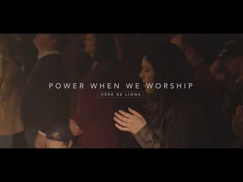 Power When We Worship - Youtube Live Worship