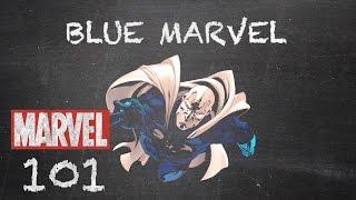 Antimatter Reactor – The Blue Marvel