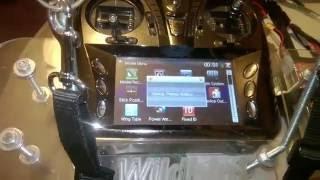 Bind a QR X350 PRO BNF to devo 12s, or devo 8s & complete a radio caribration