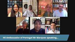 LIVE: Ar Bijoy Jain from India and Ar Manuel Aries Mateus from Portugal