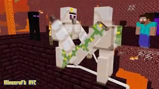 Minecraft Animation  Love   Sad  Story   Best Minecraft Animations
