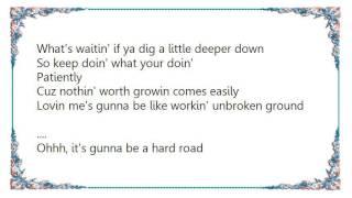 Gary Nichols - Unbroken Ground Lyrics