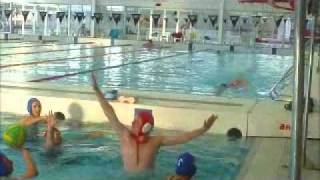 preview picture of video 'Water Basketball - Launceston Aquatic Centre'