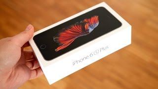 Unboxing: Apple iPhone 6s Plus (Deutsch)   SwagTab
