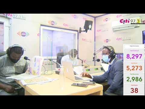 Newspaper Review on the Citi Breakfast Show - Wednesday, June 3, 2020
