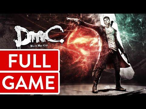 DmC: Devil May Cry [034] PC Longplay/Walkthrough/Playthrough (FULL GAME)
