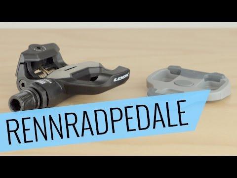 Rennrad Pedale im Vergleich - Review und Empfehlung - Fahrrad.org