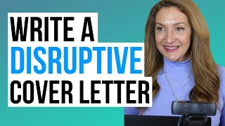 What Is A Disruptive Cover Letter? - PDF Download