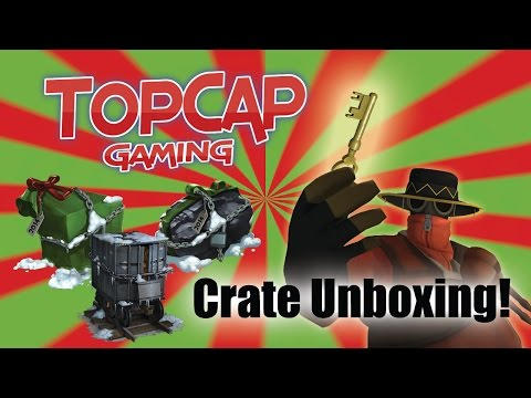 Tf2 Unboxing End Of The Line Crates And 9s Corpfox Video