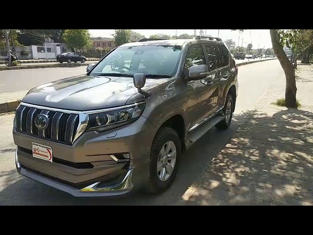 Toyota Prado TX 2.7 2018 for Sale in Lahore