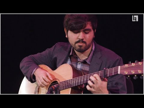 """Performance of an original piece """"Into the Warmth again"""" at the Berklee Performance Center."""