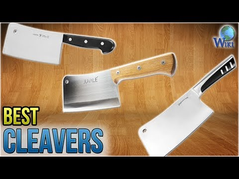 10 Best Cleavers 2018