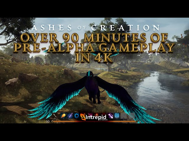 Pre-Alpha 4K GM Gameplay *Read Video Description B4 Watching*