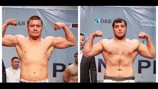 Мыктыбек Мамасалиев vs Алим Сулейманов