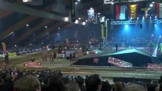 preview picture of video 'Finale du Championnat du Monde de Super Enduro TOURS 2013'