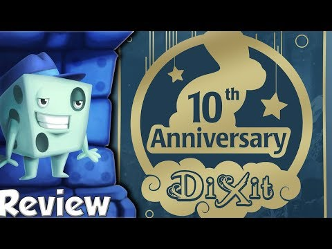 Dixit: 10th Anniversary - with Tom Vasel
