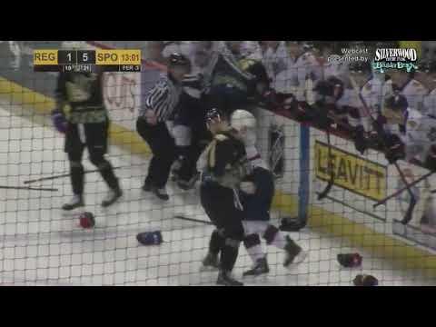 Brad Ginnell vs. Sloan Stanick