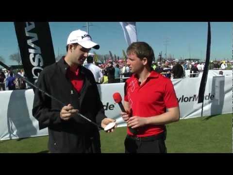 Adams Golf Super S Hybrid Interview – 2013 PGA Merchandise Show- Today's Golfer