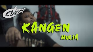 Lirik Lagu dan Chord (Kunci) Gitar Kangen Mulih - Denny Caknan