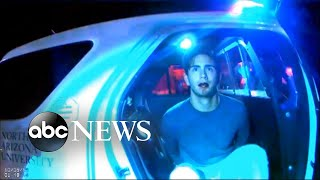 Police body cameras capture aftermath of college party shooting: Part 2