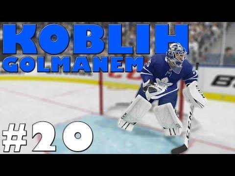 NHL 19 | KOBLIH GOLMANEM #20 | POŘÁDNÝ DEBAKL! | CZ/SK