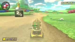 [MK8 WR] SNES Donut Plains 3  - 1:16.078 by ジェイ