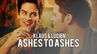 Andrew Lees, Klaus & Lucien - Ashes to Ashes