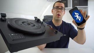 Plattenspieler mit Bluetooth!?