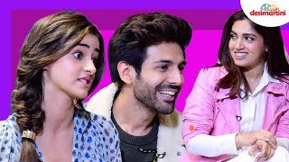 Kartik Aaryan Reveals When He'll An Action Film, Ananya Panday Wants To Do A Film With Zoya Akhtar