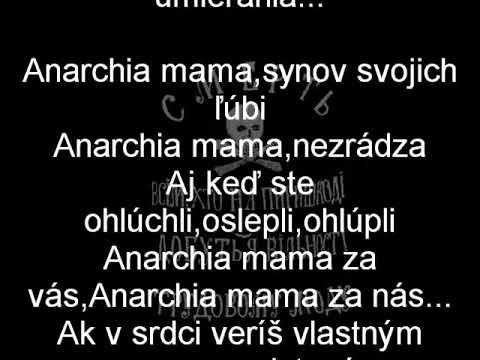 HLAS - HLAS - anarchia mama