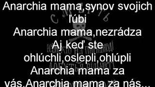 Video HLAS - anarchia mama