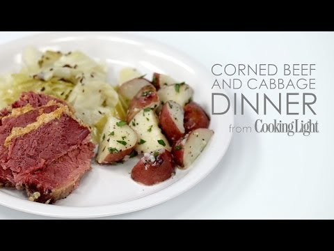 How to Cook a Corned Beef and Cabbage Dinner