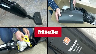 Miele Swing H1 Electro Ecoline Lightweight Vacuum Cleaner Review & Demonstration