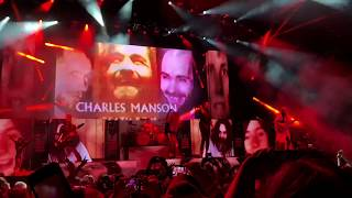 Rob Zombie & Marilyn Manson - Helter Skelter(Live) Tinley Park 07/15/18