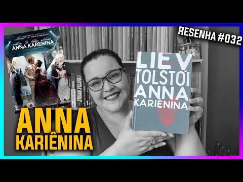 Anna Kariênina [Liev Tolstói] Resenha #32 SEM SPOILERS   Li num Livro