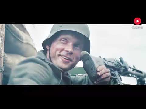 这是次是苏军进攻德军,苏军开着坦克痛击战壕里的德军,战斗非常惨烈,场面震撼!