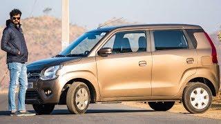 2019 Maruti Wagon R - Dynamically Better   Faisal Khan