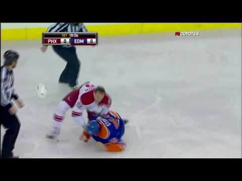 Paul Bissonnette vs Zack Stortini