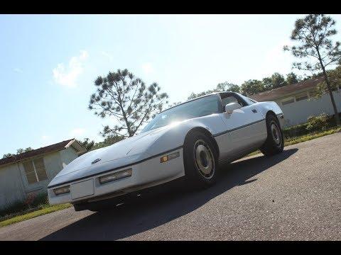Video of '85 Corvette - PSRJ
