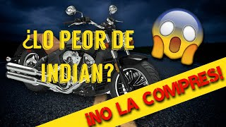 ¡NO COMPRES ESTA MOTO! 🏍️ | Indian Scout 2020 ¿Lo Peor De Indian Motorcycles? 😱 | Tribu Rider