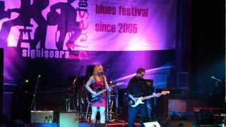 Samantha Fish - Sighișoara Blues 2012
