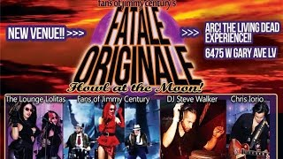 Fatale Originale's Halloween Edition in Las Vegas Fans of Jimmy Century!