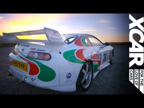 Toyota Supra: A Retrospective - XCAR