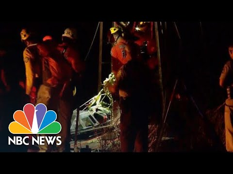 Man Rescued From Arizona Mine Shaft After Two Days | NBC News