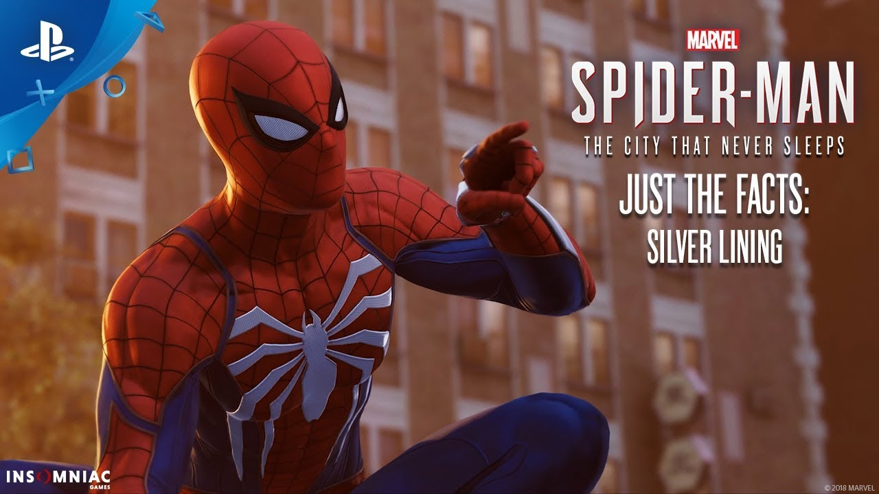 Marvel's Spider-Man: The City That Never Sleeps Game