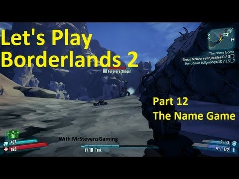 Steam Community Video Let S Play Borderlands 2 The Name Game