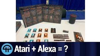 Atari Founder Making Alexa Board Games