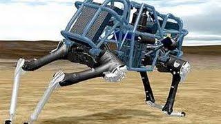 挑戰新聞軍事精華版--美國新開發四腳機器馱獸