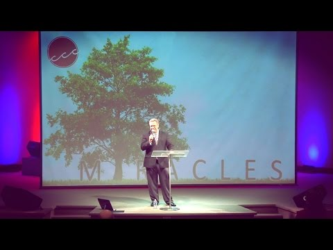 """Miracles"" Part 1 – Pastor Raymond Woodward"